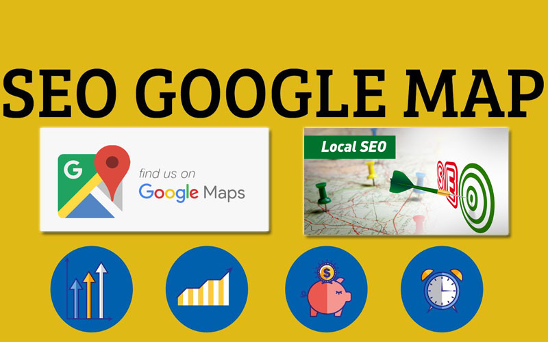 Dich vu SEO Google Map