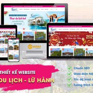 Website Du lich