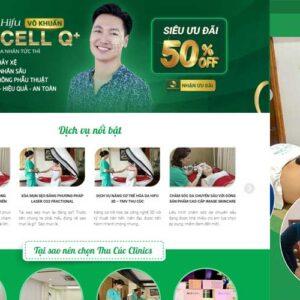 Website Lam dep