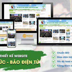 Website Tin tuc