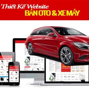 Website o to xe may